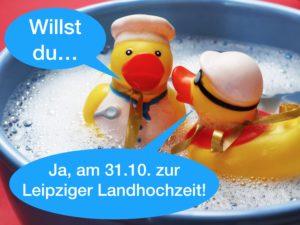 Leipziger Landhochzeit, Freie Trauung, Trauredner, Wunschrede, Hochzeit